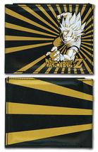 Dragon Ball Z Goku Wallet GE2447 Brand NEW! - $19.99