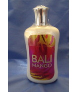 Bath and Body Works New Bali Mango Body Lotion 8 oz - $9.95