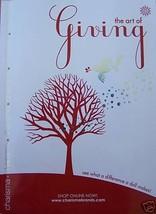 ART OF GIVING OSMOND CATALOG  12 pgs. KEWPIE  12 pgs. FAIRY ARTISTA PENNY - $2.97