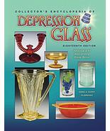 ELEGANT GASSWARE OF THE DEPRESSION ERA 18th Ed. - $14.80