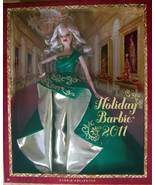 2011   HOLIDAY   BARBIE   DOLL   by Robert Best    NRFB BARBIE COLLECTOR - $28.71