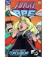 Angel and the Ape #4 / June 91 By Dc Comics (Th... - $1.99