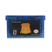 Pokemon Cawps - Nintendo GBA Gameboy Advance Cartridge - Police Officer ... - $12.99
