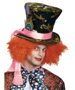 Mad Hatter Adult Prestige Hat by Disguise™Licensed Disney/NWT - $29.36 CAD