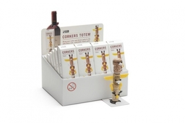 Corker Wine Funky SOHO Elegant Gifts Bottle + Shelf Decor Souvenir dinne... - €12,74 EUR