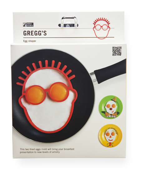 Eggs Shaper Funky Design Kids Face Glasses Designer Boys Girls Chef Breakfast &?