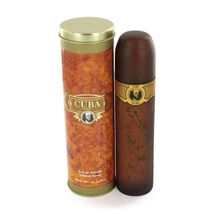 Cuba Gold Cologne By Fragluxe for Men Eau de Toilette Spray 3.3 oz - $12.99