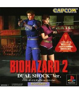 Bio Hazard 2 (Dual Shock ver) Resident Evil II, Playstation One PS1 Impo... - $29.99