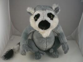 Ringtailed Lemur Ganz Webkinz 9 inch plush ( no code) - $8.90