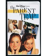 1998 The Parent Trap VINTAGE VHS Clamshell Edition Lindsay Lohan - $13.99