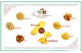 Pasta Designer Set Elegant Gifts SOHO Funky Design Penneli Farfalloni Ho... - £35.25 GBP