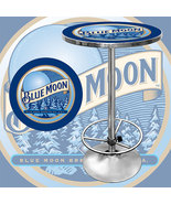 Blue Moon Belgium White Beer Officially License... - $324.99