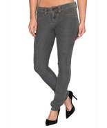 Hue Women's Authentic Jean Legging-Medium Grey-Extra Small, Extra Large.NEW - $29.99