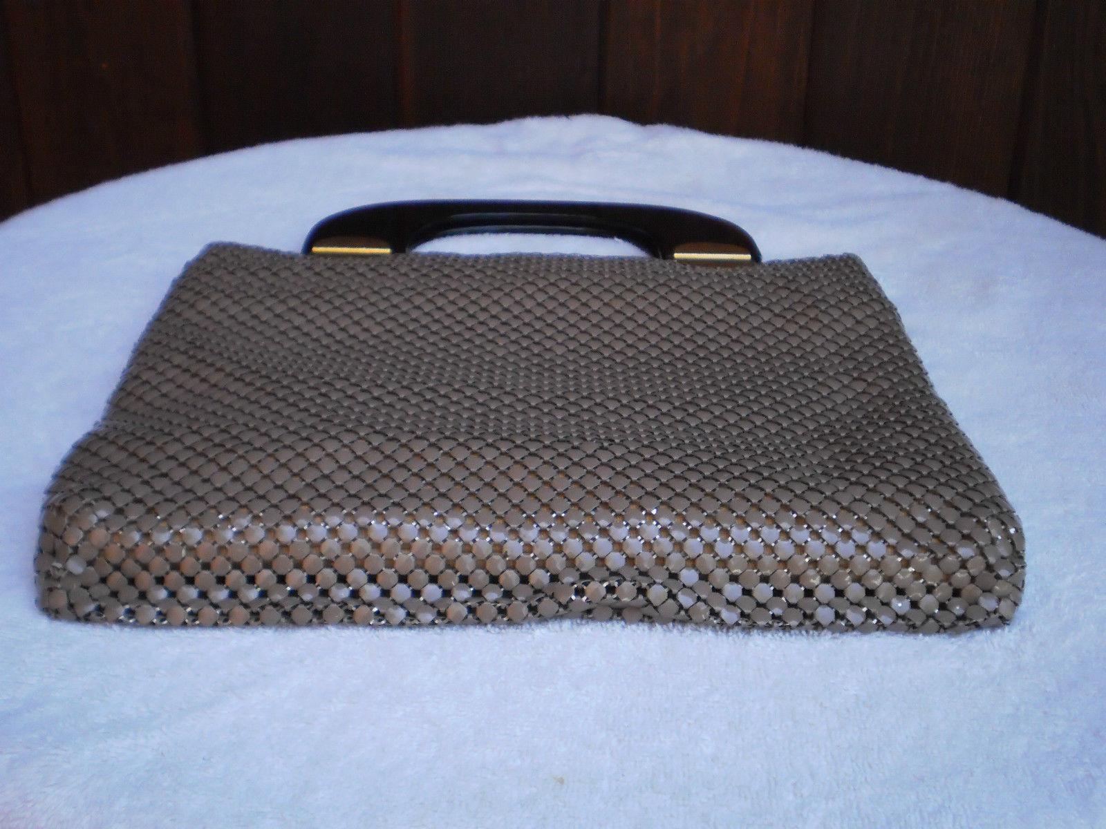 square and chic metal handbag by la regale handbags purses. Black Bedroom Furniture Sets. Home Design Ideas