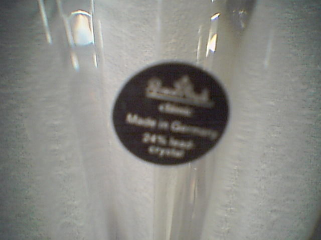 "Rosenthal Classic Lead Crystal ""Blossom"" Bowl #56106 ~~New in Box~germany~"