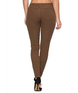 Hue Women's Soft And Slim Jean Leggings-Oliver-Small,Medium,Large,Extra ... - $29.99