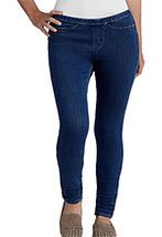 Hue Women's  The Original Jeans Leggings-Medium Wash-S,M,L,XL.NEW - $29.99