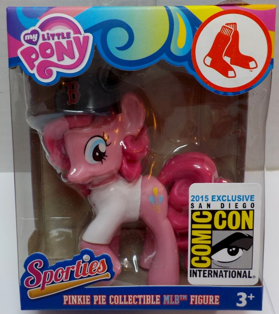 My Little Pony Pinkie Pie Sporties MLB Edition St Louis Cardinals NEW