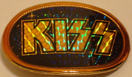 KISS ORIGINAL BELT BUCKLE 1978 PACIFICA MFG. - $399.00