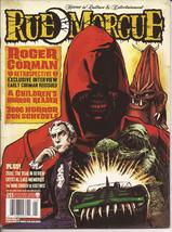 Rue Morgue Magazine #53 Roger Corman Retrospective Crystal Lake Memories... - $8.95