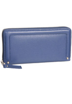 Lodis Dahlia Ivy Zip Around Wallet.Indigo. NEW. - $25.00