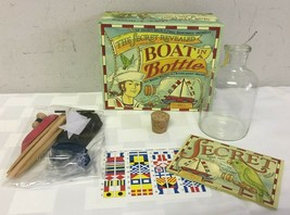 Boat in a Bottle Kit The Secret Revealed MSO22A - $15.43