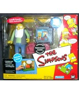 The Simpsons RETIREMENT CASTLE Interactive Playset - $34.96