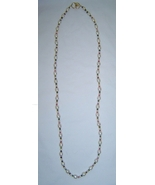 """Pearlized and Gem Bead 39"""" Necklace - $7.95"""