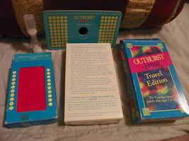 Outburst game pair: Travel Outburst + Pack of o... - $11.55