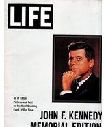 Life Magazine John F. Kennedy Memorial Edition - $4.95