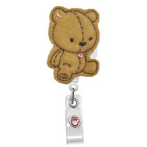 Cute Teddy Bear-Badge Holder - Nurses Badge Hol... - $6.00
