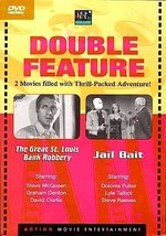 The Great St. Louis Bank Robbery/Jail Bait (DVD, 2005) - $10.00