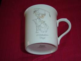 Enesco Precious Moments A Graduation Prayer mug 1985 VGU - $11.99