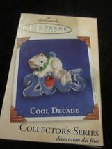 Hallmark Keepsake Ornament Cool Decade Collector's Series 2003 Fourth In... - $9.99