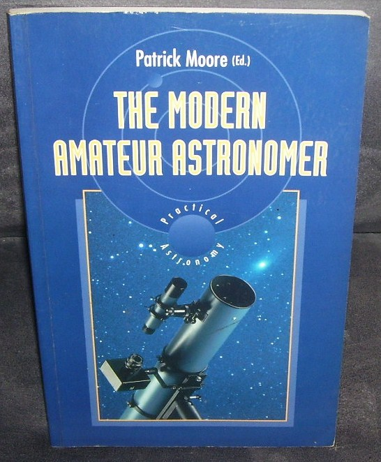 THE MODERN AMATEUR ASTRONOMER Book FREE SHIP