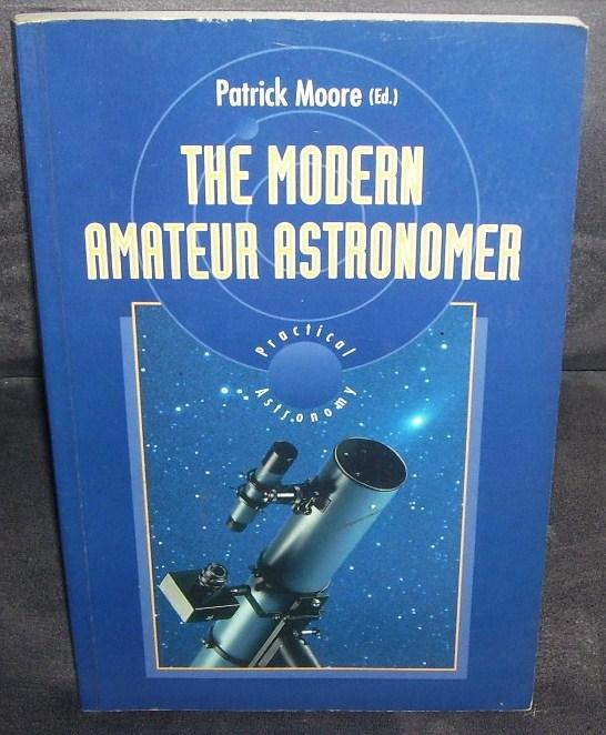 Modern amateur astronomer book