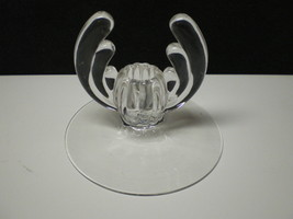 HEISEY CRYSTAL LITE SINGLE CANDLE~~~CRYSTALITE~~ - $4.99