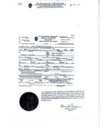 John F. Kennedy Birth Certificate Reproduction - $5.95