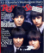 The Beatles Rolling Stone Magazine 2001 - $12.00