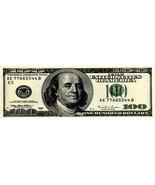100 Dollar Bill Bookmark - $2.95