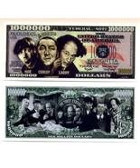 The Three Stooges Money - $2.00