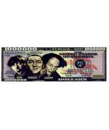 The Three Stooges Money Bookmark - $2.95