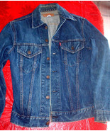 Genuine Vintage Levis Ranch Jacket 1971 - $60.00