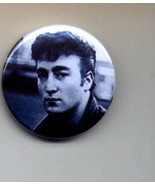 The Beatles Young Lennon Pinback Button 1-1/2 inch Round NEW - $3.95