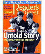 The Beatles Readers Digest Magazine 2005 - $5.95