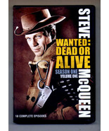 Wanted: Dead or Alive - Season 1, Vol. 1 (DVD, 2010, 2-Disc Set) - $4.95
