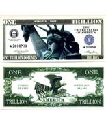 One Trillion Dollar Bill - $2.00