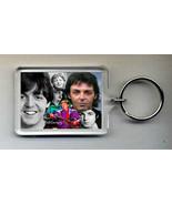 The Beatles McCartney Keyring NEW - $5.95
