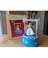 Disney Hallmark Keepsake Cinderella Wedding Day Dance Animated Figurine  - $30.00