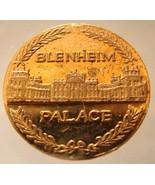 BLENHEIM PALACE TOKEN British Blenheim Palace Baroque architecture celeb... - $4.99